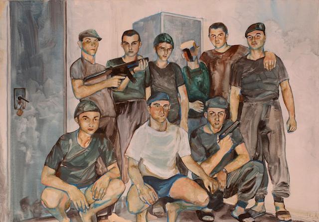 © Elia Tomás | Summer of '86  | De lo masculino | Factoría Arte y Desarrollo | exposición | Madrid | arte a un click | A1CDExpos