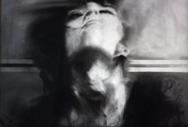 © Cristina Huarte |Detalle (fear of breakdown) | Dibujo | Cultur3 Club | Arte a un click | A1CFerias