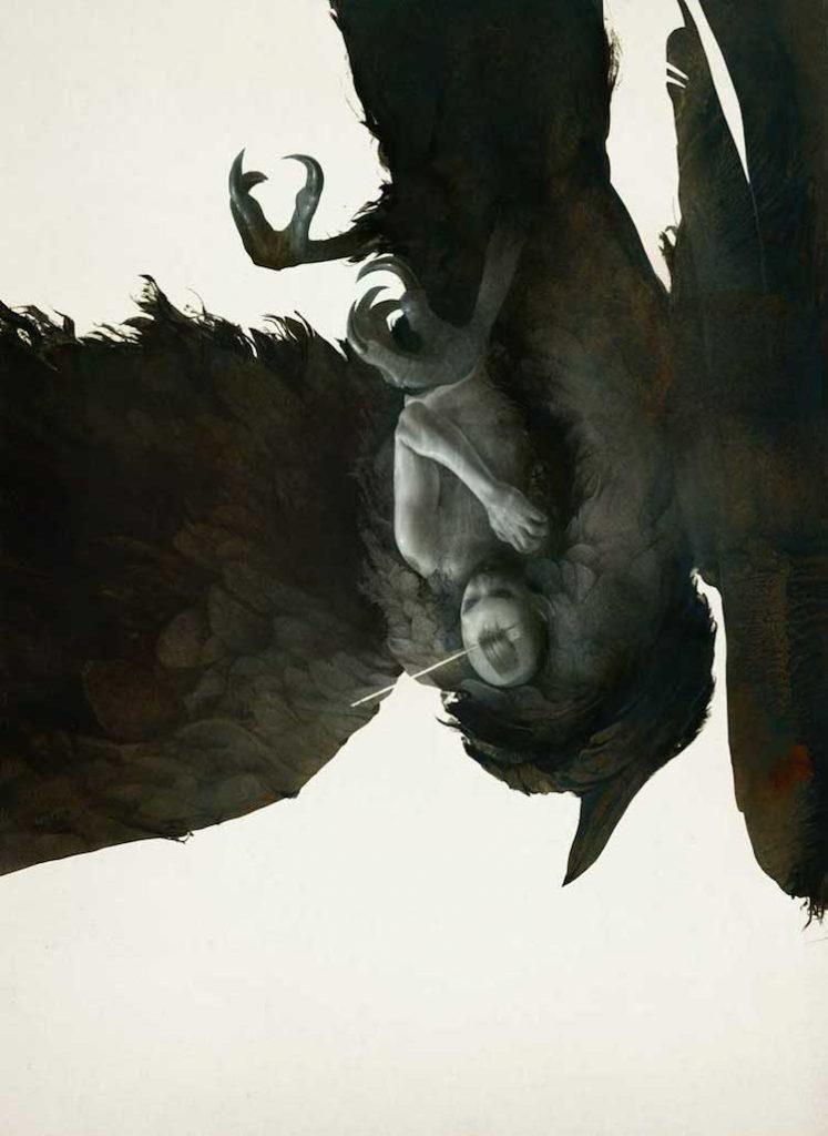© Sam Weber | ilustración | surrealismo | arte a un click | A1CGalería