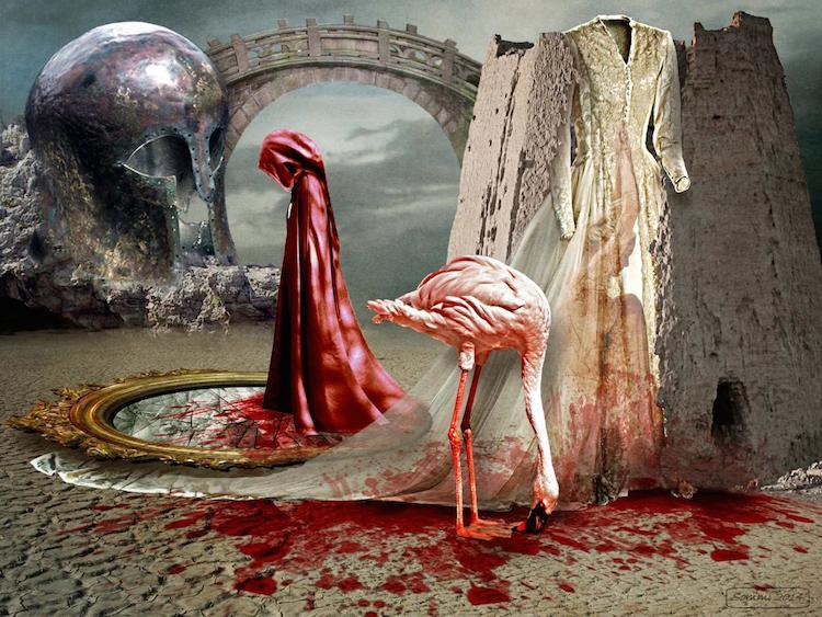 Emanuela Sommi | digital art | surralismo | arte a un click | A1CGalería
