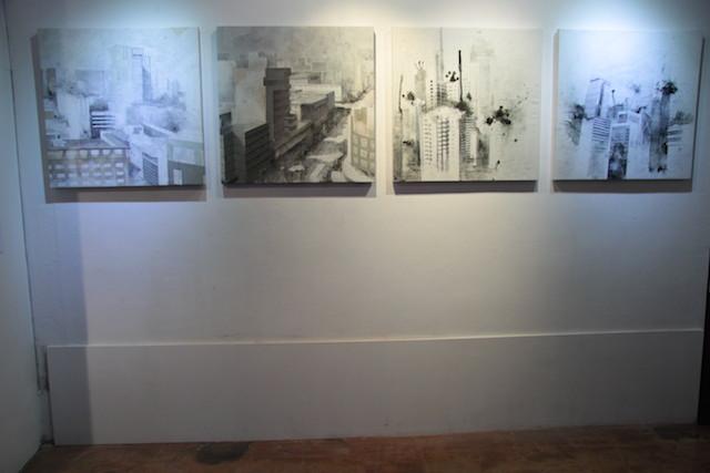 © Cayn Sánchez | Cadavre Exquis | Art Deal Project | arte urbano | pintura | arte a un click | A1CExpos