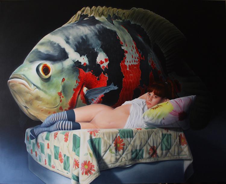 © Comert Dogru | pintura | ilustración | hiperrealismo | arte a un click | A1CGalería
