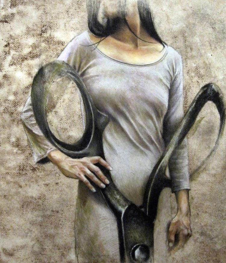 © Jeffrey Randolph Richter | pintura | dibujo | pastel | arte a un click | A1CGalería