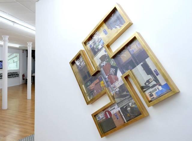 © Dos Jotas | Efímero político | pintura | exposiciones 2015 | Swinton Gallery | arte a un click | A1CExpos
