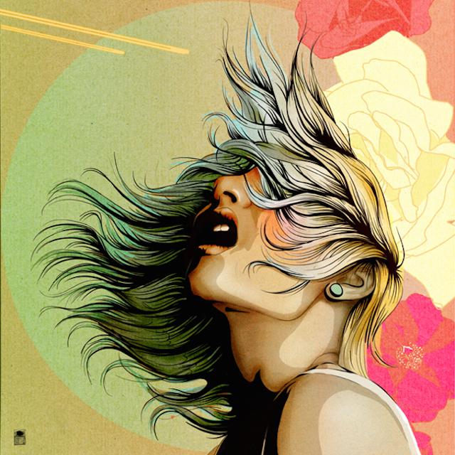 © Saskia Schnell  | ilustración | realismo | arte a un click | A1CGalería