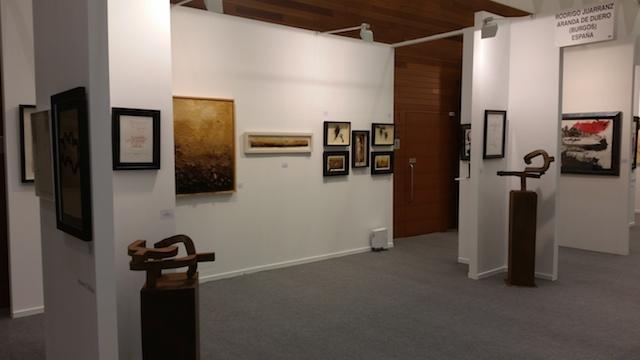 Galería Rodrigo Juarranz | IIDonostiArtean | arte a un click | entrevista | A1CFerias