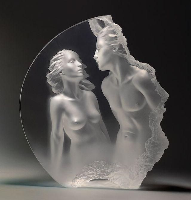 © Michael Wilkinson | escultura | acrílico | realismo | arte a un click | A1CGalería