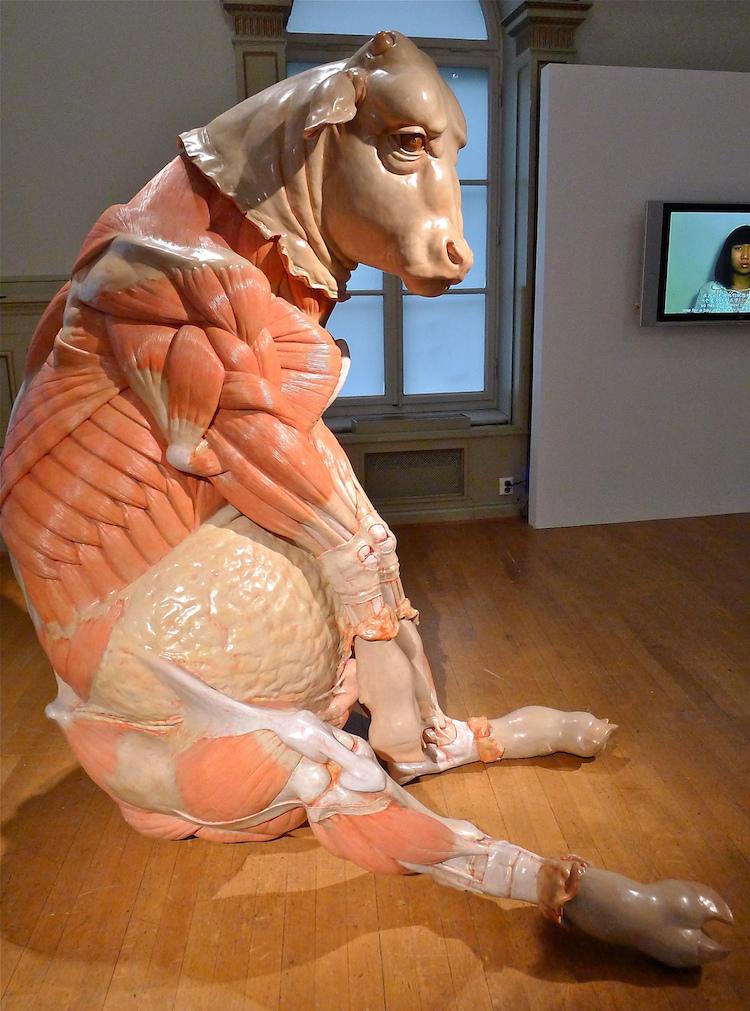 © Cao Hui | escultura | hiperrealismo | arte a un click | A1CGalería