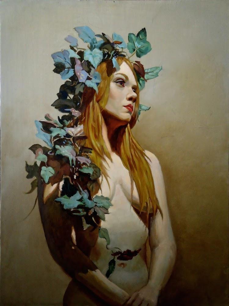 © Michael Foulkrod  | pintura | realismo | arte a un click | A1CGalería