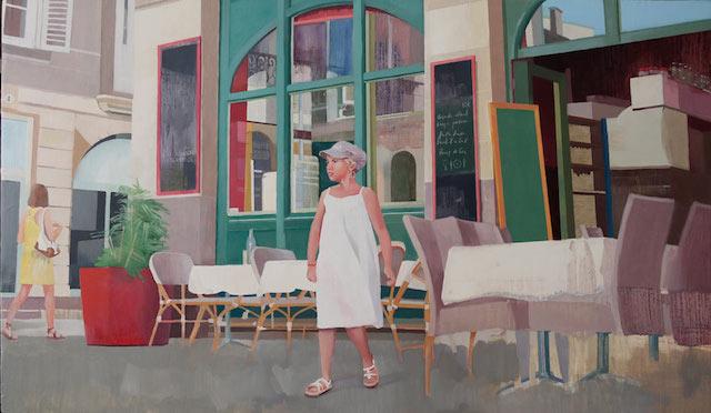 © Laia Arnau   La decisión de Sophie   El Quatre   exposición   Colectiva de Verano 2015   arte a un click   A1CExpos