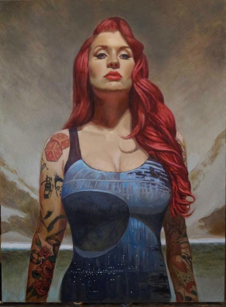© Michael Foulkrod  | pintura | realismo | arte a un click | A1CGaleríaçç