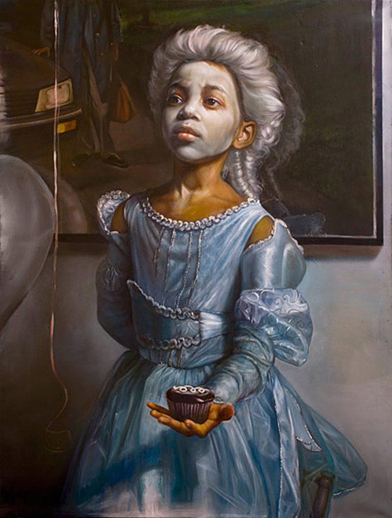 ©Margaret Bowland | pintura | realismo | crítica social | arte a un click | A1CGalería