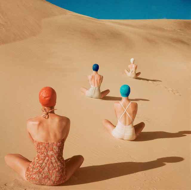 Vogue like a painting | Clifford Coffin | Thyssen Bornimisza | exposición 2015 | arte a un click | A1CExpos