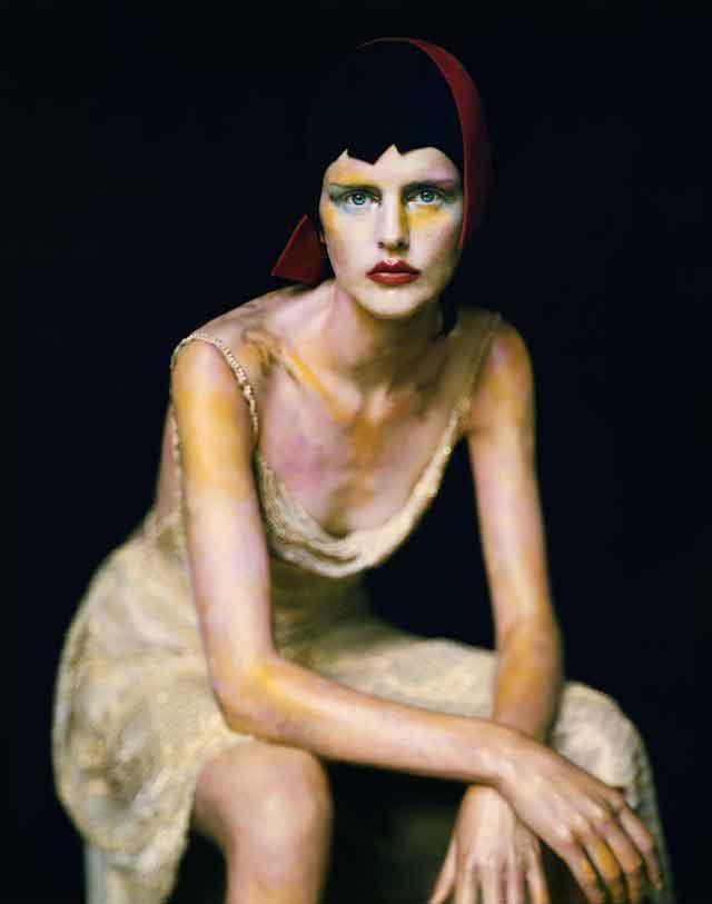 Vogue like a painting | Paolo Roversi | Thyssen Bornimisza | exposición 2015 | arte a un click | A1CExpos