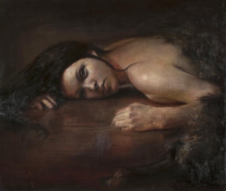 © Luke Hillestad | pintura | figurativismo | claroscuro | arte a un click | A1CGalería