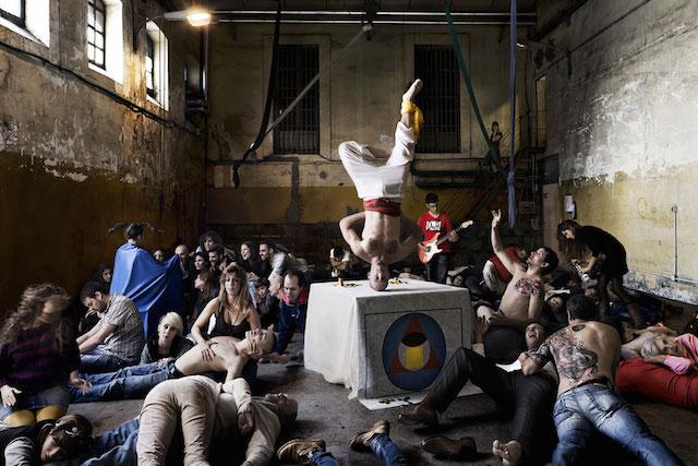 © Pablo Lecroisey | Los gritos del Prado | Exposición | Ostraca | Centro Tomás y Valiente | arte a un click | A1CExpos