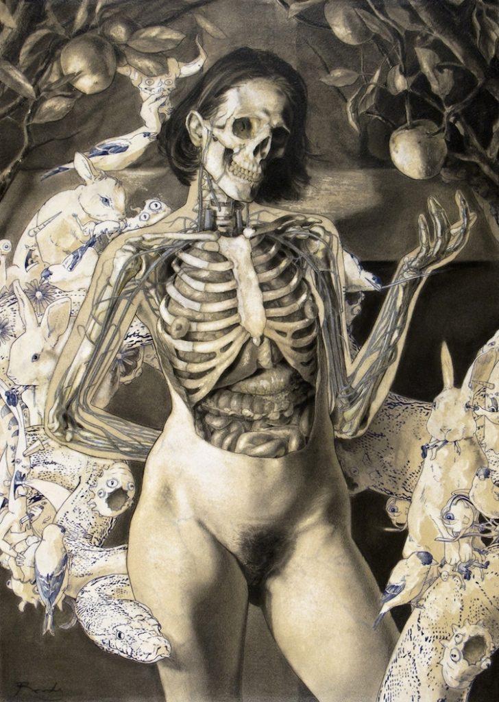 © Michael Reedy | ilustración | realismo | figurativismo | retrato | arte a un click | A1CGalería