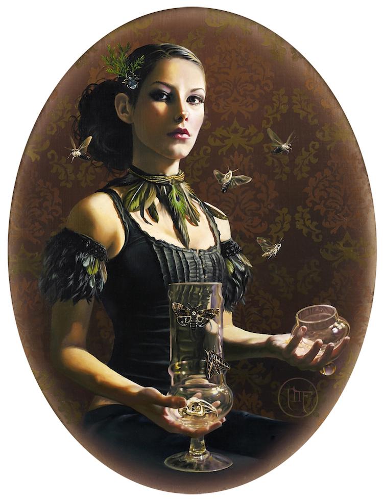 © Melissa Forman | pintura | realismo | retrato | figurativismo | arte a un click | A1CGalería
