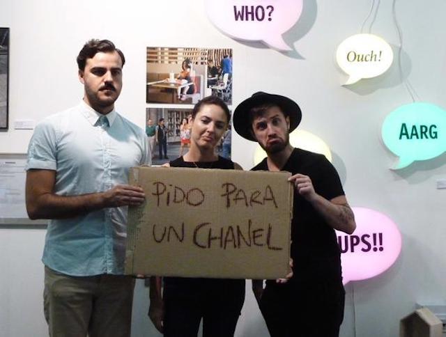 Abel Azcona | Claudia Frau | Arturo Comas | © Yolanda Dominguez | Marte Feria | Arte a un Click | Marte Feria | A1CFerias