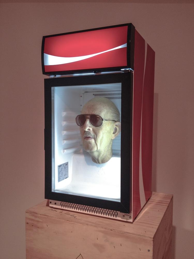 © Eugenio Merino | escultura | instalación | arte a un click | A1CGalería