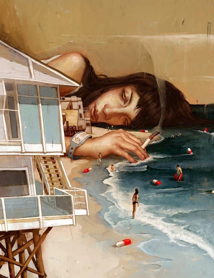 © Rory Kurtz | ilustración | lápiz | pintura digital | arte a un click | A1CGalería