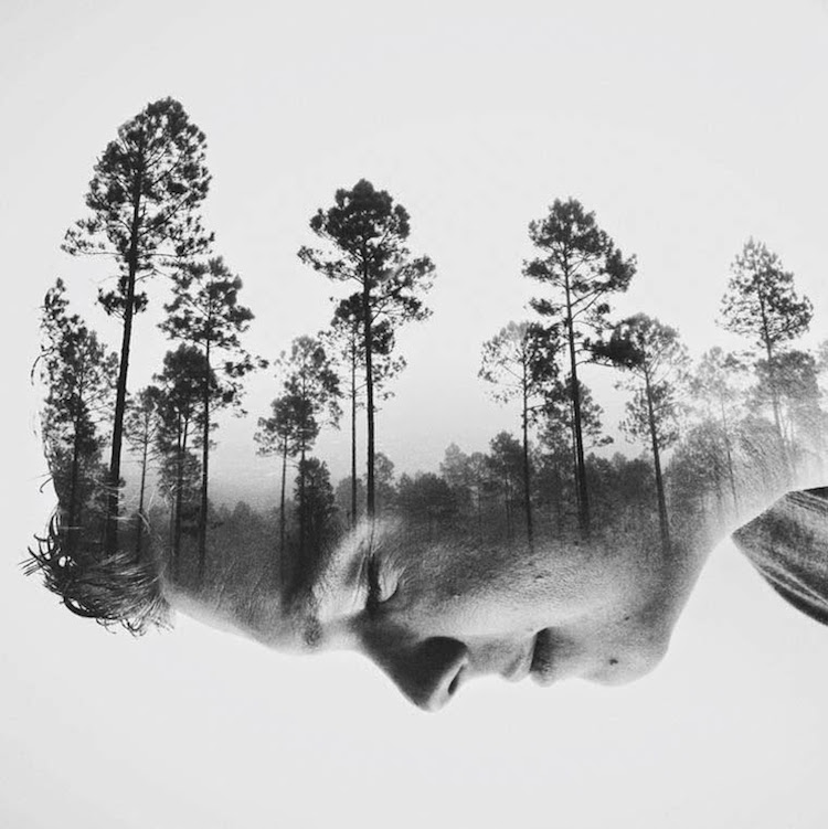 © Brandon Kidwell | fotografía | iphonografía | doble exposición | arte a un click | A1CGalería