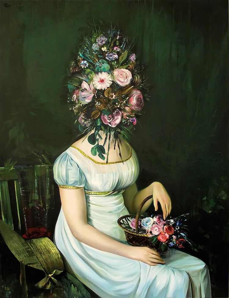 © Ewa Juszkiewicz | pintura | figuración | arte a un click | A1CGalería