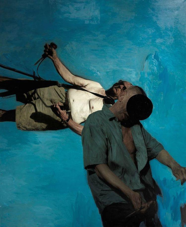 © Phil Hale | pintura | ilustración | arte a un click | A1CGalería