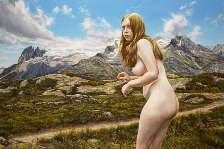 © Susannah Martin | pintura | realismo | arte a un click | A1CGalería