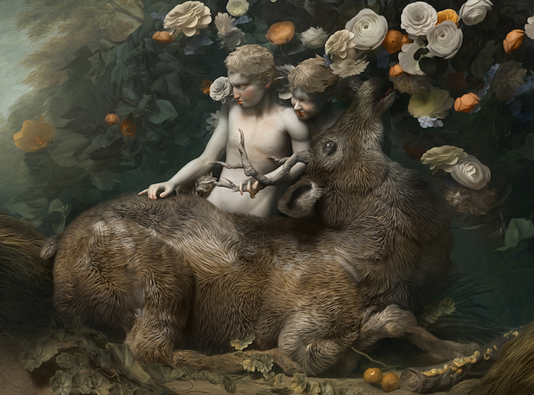 © Rafael Benjamín Ochoa | pintura digital | digital art | arte a un click | A1CGalería