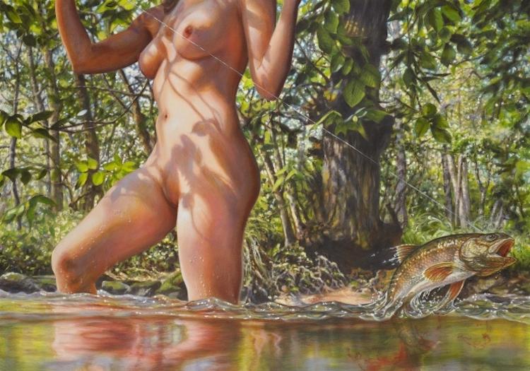 © Susannah Martin   pintura   realismo   arte a un click   A1CGalería