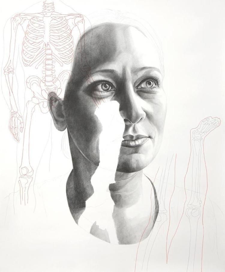 © Giuseppe Ciracì   dibujo   pintura   realismo   arte a un click   A1CGalería