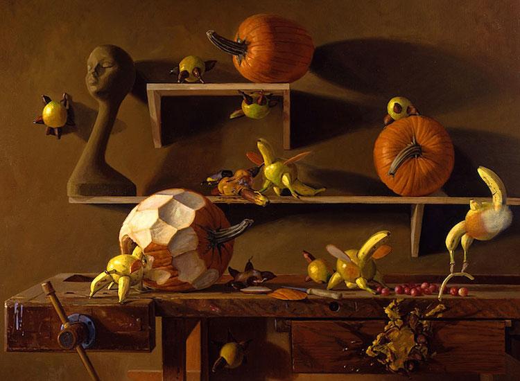 © Mikel Glass | pintura |realismo | surrealismo | arte a un click | A1CGalería
