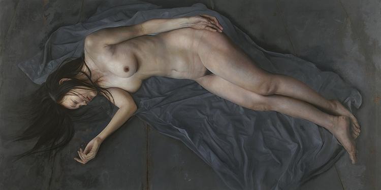 © Atsushi Suwa | pintura | hiperralismo | arte a un click | A1CGalería