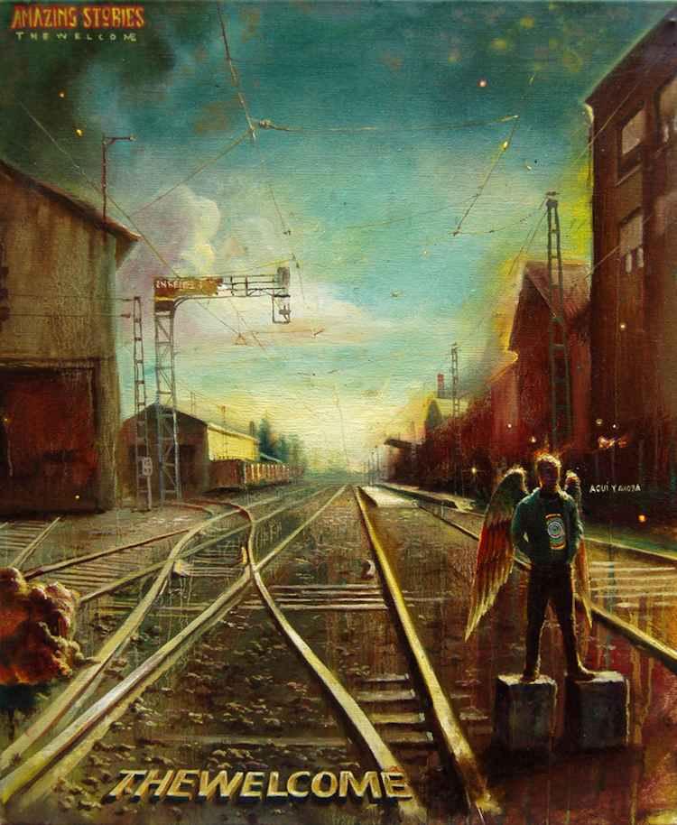 © Jose Luis Serzo | pintura | arte a un click | A1CGalería