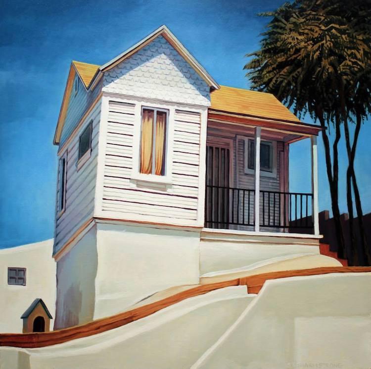 © Seth Armstrom   pintura   realismo   arte a un click   A1CGalería