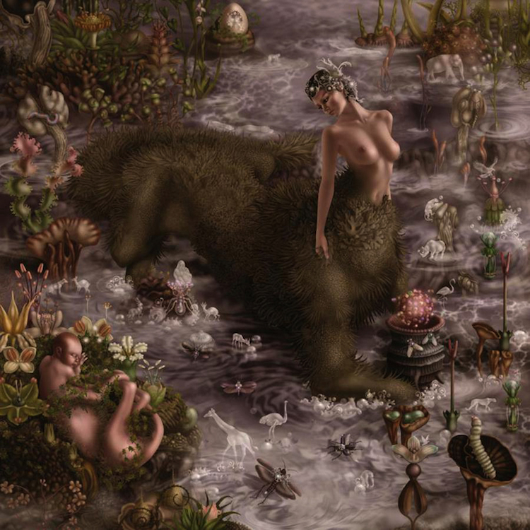 © Emilé Morel | digital art | pintura digital | ilustración digital | arte a un click | A1CGalería