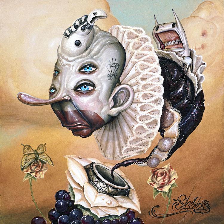 © Greg Simkis  aka Craola | pintura | ilustración | surrealismo | fantasía | arte a un click | A1CGalería