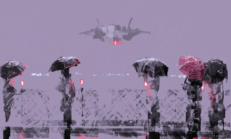 © Alex Andreev | digital art |pintura digital | arte a un click | A1CGalería