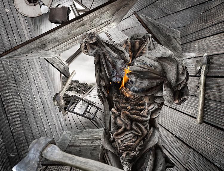 © Mikhail Batrak | fotografía | retoque digital | fotomontaje | Arte a un Click | A1CGalería