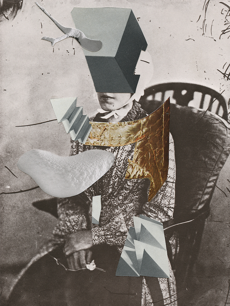 © Ashkan Honarvar | collage digital | arte a un click | A1CGalería