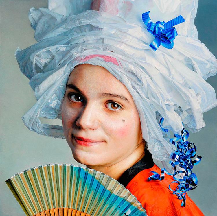 @ Jose Luis Corella   Lady Plastic  El Quatre   Art Madrid 2016   Ferias 2016   Arte a u Click   A1CFerias