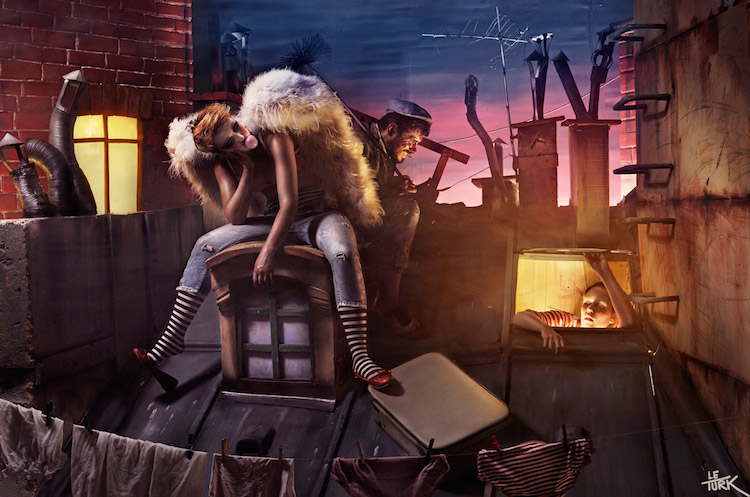 © Le Turk | fotografía | surrealismo | fantasía | arte a un click | A1CGalería