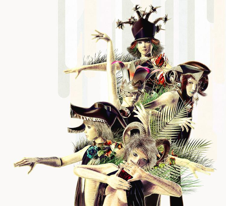 © Masakazu Yamashiro | ilustración digital | digital art | Arte a un Click | A1CGalería