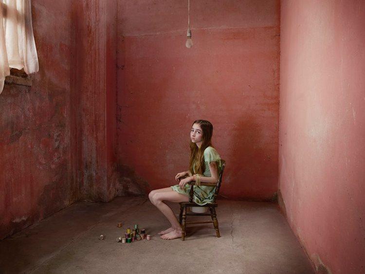 © Julia Fullerton-Batten   fotografía   realismo mágico   Arte a un Click   A1CArtes
