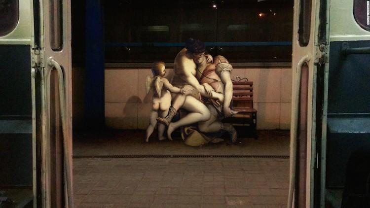 © Alexey Kondakov | collage digital | Arte a un Click | A1CGalería