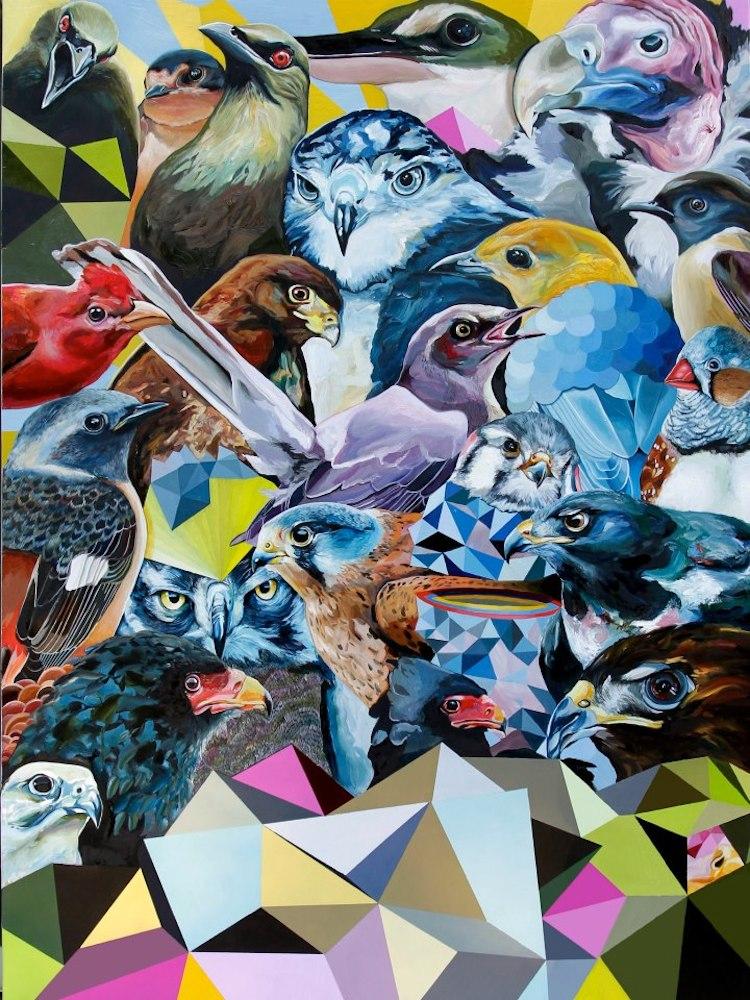 © Juan Travieso | pintura | Arte a un Click | A1CGalería