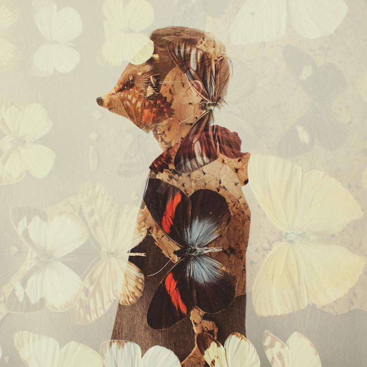 © Dan Mountford   fotografía   doble exposición analógica   Arte a un Click   A1CGaleria