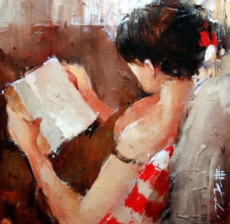 © Andre Kohn   pintura   figurativismo   Arte a un Click   A1CGalería