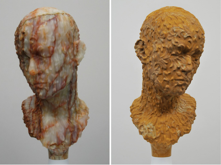 Barry X Ball | escultura | escultura 3D | Arte a un Click |A1CGalería